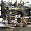 1922 or 23 Singer 71-30 industrial buttonholer