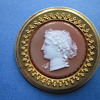 MY BEST BUY CAMEO BROOCH