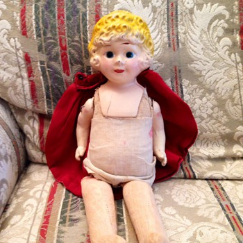 Little Orphan Annie Doll  - Dolls