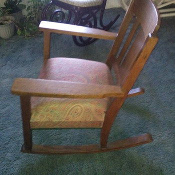 Antique rockers?  - Furniture