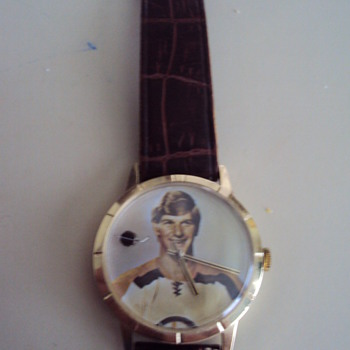 1970's Bobby Orr wrist watch
