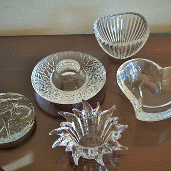 My weekend small finds...... - Art Glass