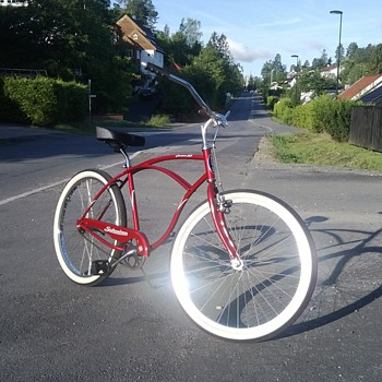 Schwinn Cruiser SS 2001.       SLOW N´QUIET