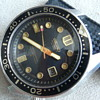 My Seiko Professional 300m Diver 6159-7001 1969's 36000 High Beat 25 Jewels