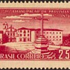 "Brazil - ""St. Antonio Monastery"" Postage Stamp"