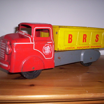 brs tipper truck