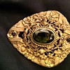 Huge Art Nouveau Brooch