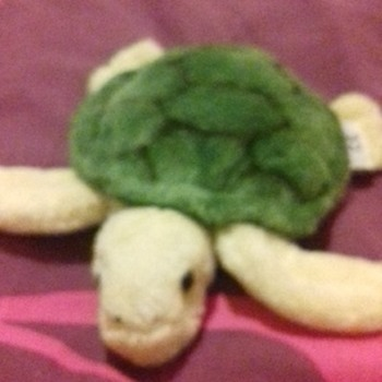 turtle green and cuddly