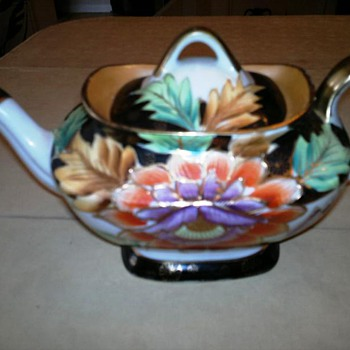 Beautiful Asian teapot  - Asian
