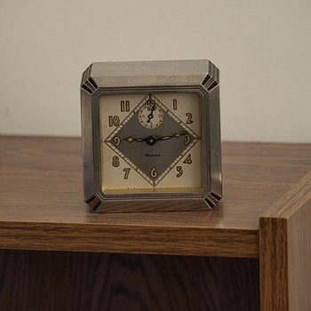 Westclox Lasalle clock - Clocks