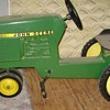 John Deere Pedal Tractor