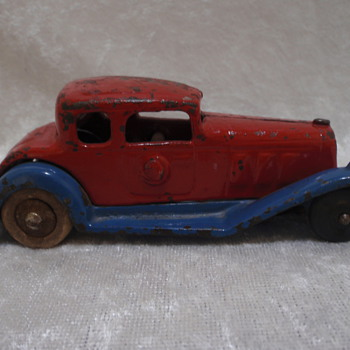 Vintage DieCast Toy Car Die Cast