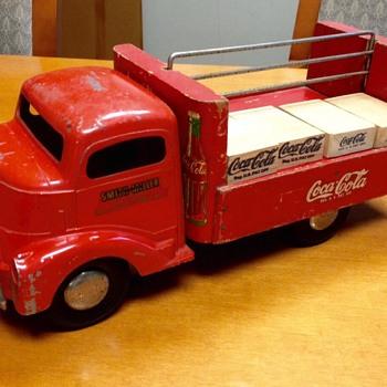 Smith Miller Coca Cola Truck - Coca-Cola