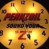 """pennzoil 20"""" pam clock"""