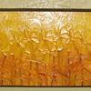 Mid Century Modern Daisy Wall Art