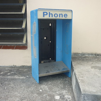 Re-purposing  - Telephones