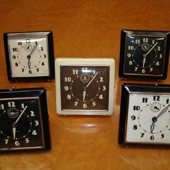Westclox Spur Alarm Clocks