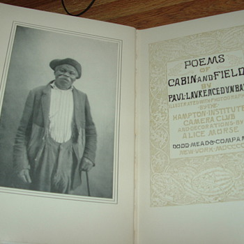 Poems of Cabin and Field  - Books
