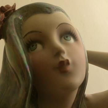 Tiziano Galli Figurine