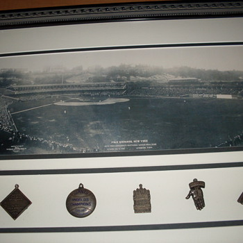 N.Y. Giants - Polo Grounds Passes - Baseball