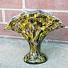 Awesome kralik millefiori Fan Vase