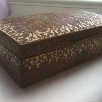 detailed box - Furniture