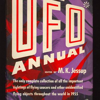 The UFO Annual edited by Morris K. Jessup - Books