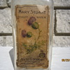 Late 1800&#039;s Mary Stuart Toilet Water Alfred Wright Perfumers New York St. Louis Bottle w/ Label