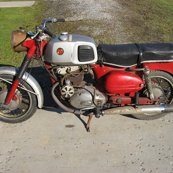1968 Sears Puch 250 Twingle - Motorcycles