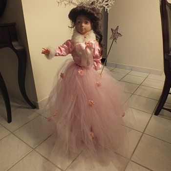 Custom Animated doll. Glinda from Wizard of Oz. 36 inches tall