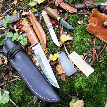 Knives in the Woods: Göran Enocksson Blade