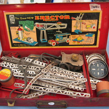 Erector Set - Toys