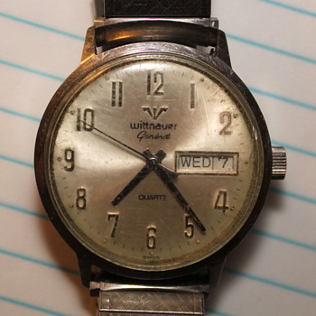 Geneve Wittenauer Swiss Made Wrist Watch