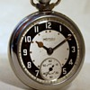 Festival of Britain Ingersoll &#039;Triumph&#039; Pocket Watch
