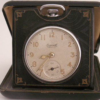 Ingersoll Traveler Travel Clock - Clocks