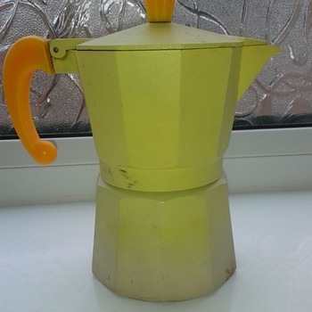 Coffee Pot ? - Art Deco