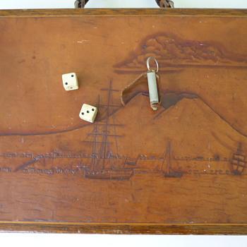 WWII souveneer - Games