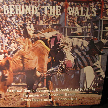 Behind the Walls - Records