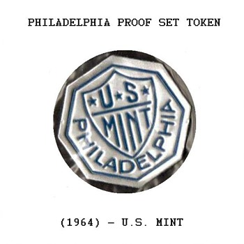 U.S. Proof Set Token - Philadelphia Mint