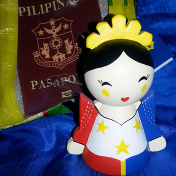PINOYKESHI w/ Passport from the Philippines - Asian