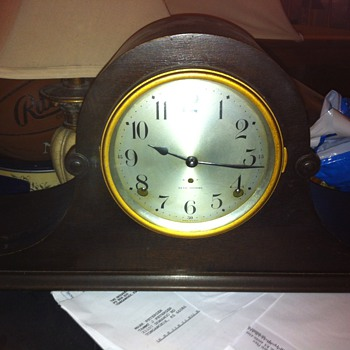 Great Gma's Clock - Clocks