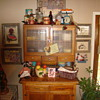 Old Kitchen Cabinet