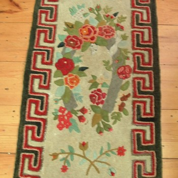 Hooked Rugs I love and use in my home - Rugs and Textiles