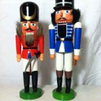 Rosenthal Nutcrackers - Christmas