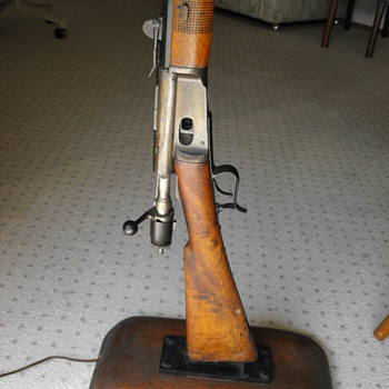 Antique rifle??