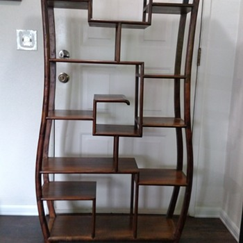 Japanese Style Bookcase? - Asian