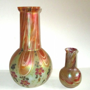 RINDSKOPF MINIATURE II - Art Glass