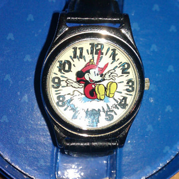 Mickey's Fire Bragade - Wristwatches
