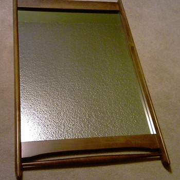 Mid Century Mirror. 