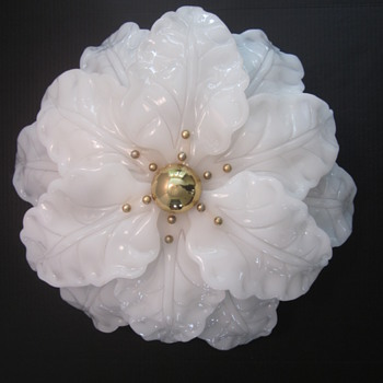 Artichoke Flower lamp  - Lamps